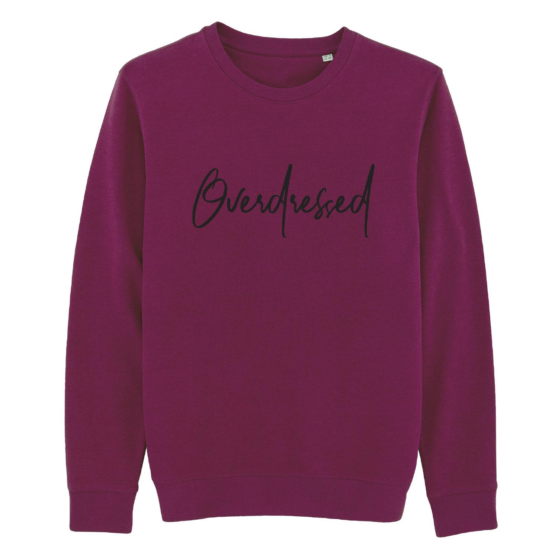 Sweatshirt - Overdressed