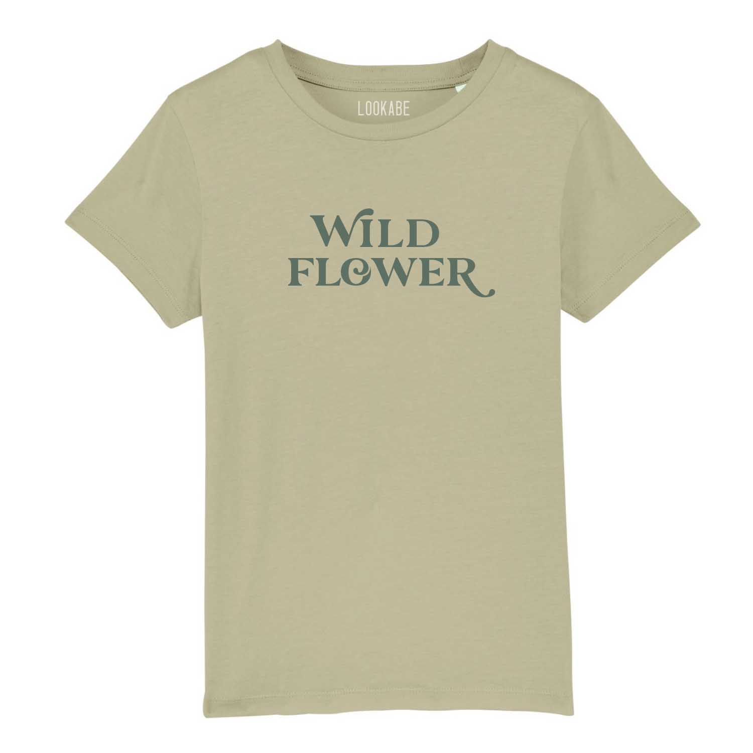 Kids T-Shirt - Wildflower