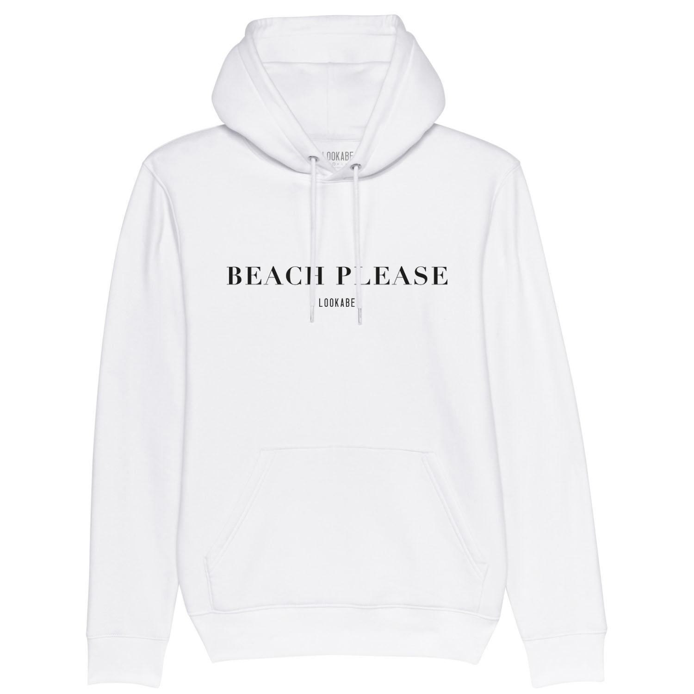 Hoodie - Beach please