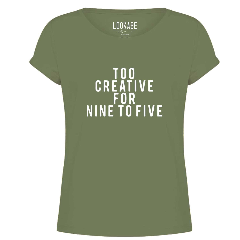 T-Shirt - Too Creative