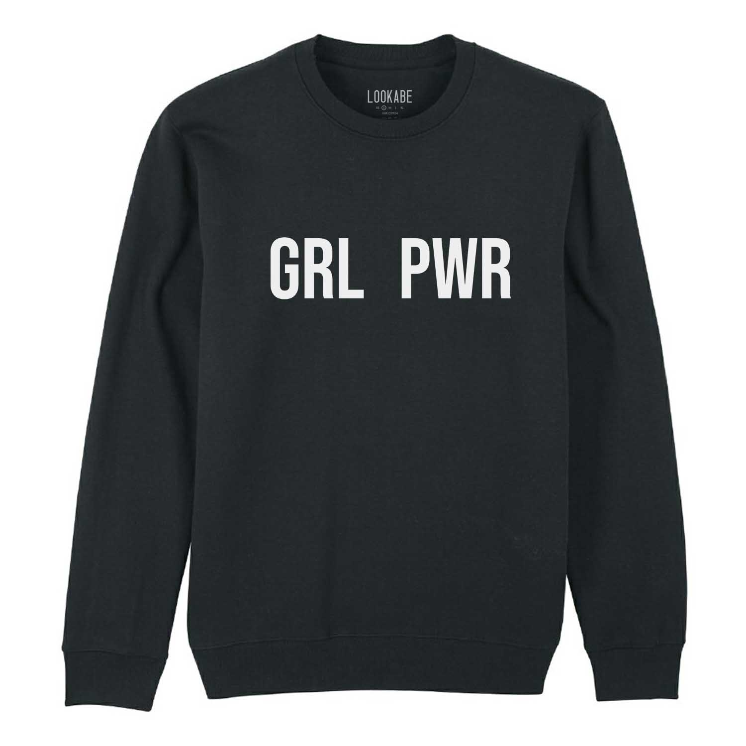 Sweatshirt - Girl Power
