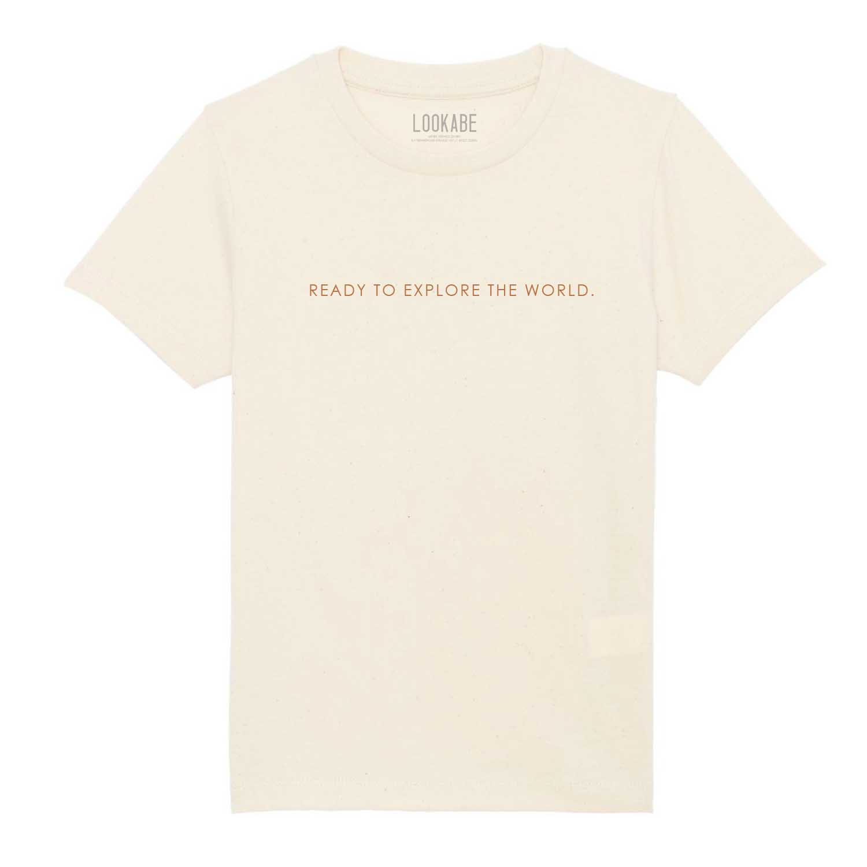 Kids T-Shirt - Explore the world